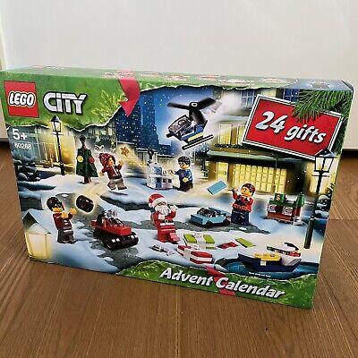 LEGO Calendario AVVENTO LEGO CITY 2020
