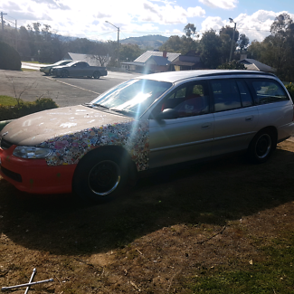 Vx commodore wagon. Sell/swaps