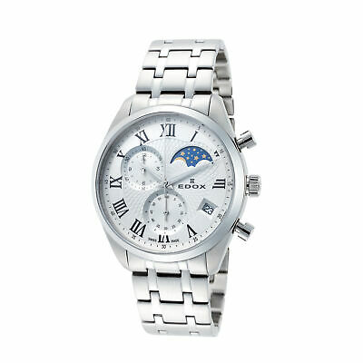Edox Men's Quartz Watch 01655-3M-ARN