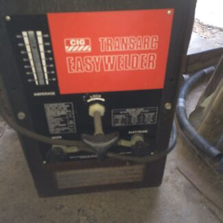 CIG easy welder 150 - good old copper  Woolloongabba Brisbane South West Preview
