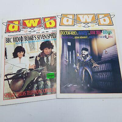 lletin Fanzine Zeitschrift Ausgabe 66 & 69 - Lesend Kopien (Who-bulletin)