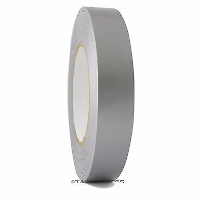 1 Roll Silver Duct Tape 1 X 60 Yd Utility Grade Cloth Duct Tape Free Shipping