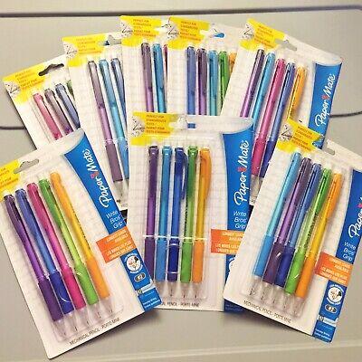 Paper Mate Mechanical Pencils Comfort Grip 0.7mm Hb 2- 40ct 8- 5 Packs