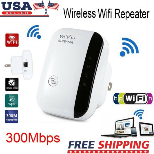 Amplifier Wi-Fi Blast WiFi WifiBlast 300Mbps Range Repeater