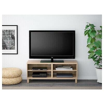 Tv-Bank Mesa de Tele TV Board Estante Armario Eicheneff Wlas 20x40x48 CM