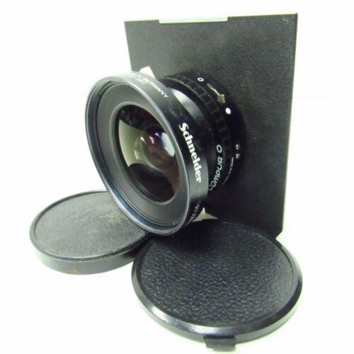 Schneider Kreuznach Super Angulon 5.6/65 Linhof Multicoating Lens w/ Compur 0