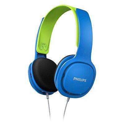 Philips SHK2000 für Kinder Kopfhörer Blau
