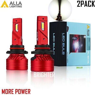 Alla Brightest Newest Smallest Best Seller LED 9005 Headlight Bulb,Xenon
