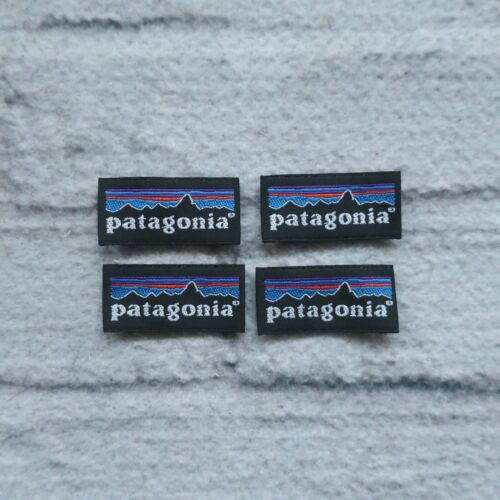 Vintage New Patagonia Neck Tag Labels 80s 90s