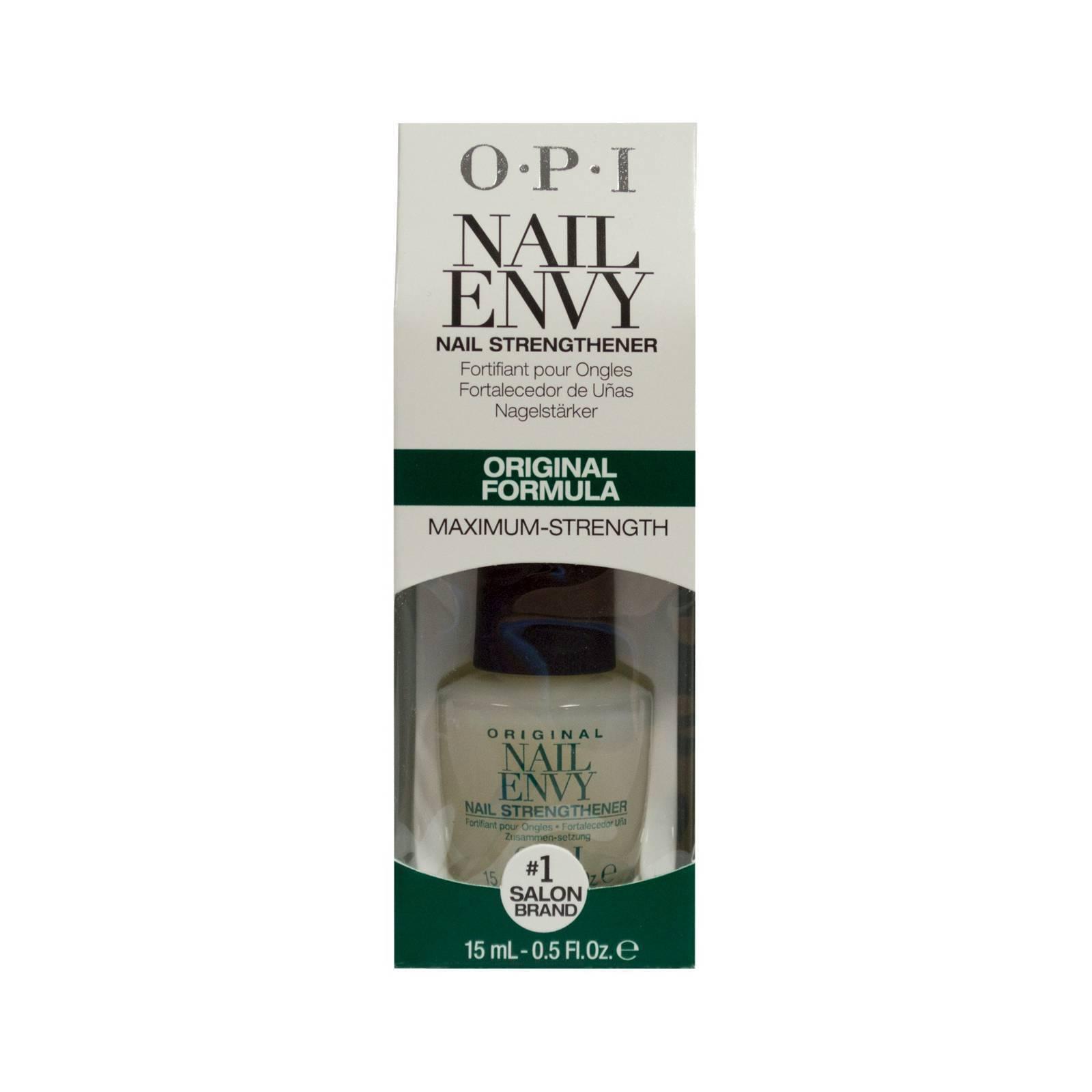 OPI Nail Envy Strengthener Original 15ml | eBay