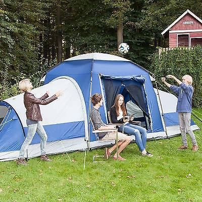 skandika Multispace 6 Personen Familienzelt Pavillon+2…   04260030640553