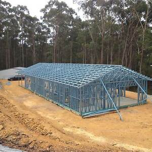 3 bedroom 2 bath steel house frames Bega Bega Valley Preview