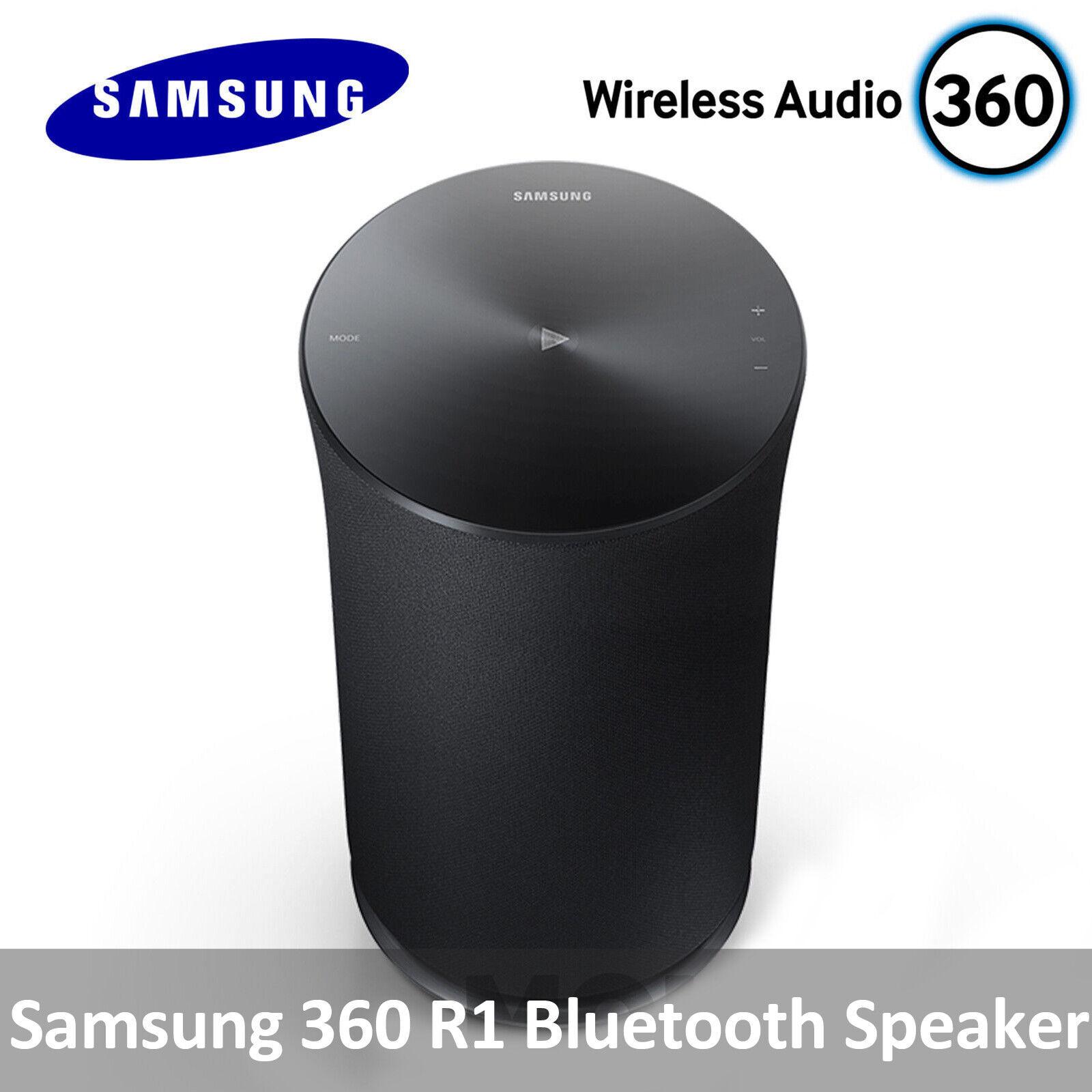 Details about Samsung WAM100 Radiant100 R10 Wireless Omnidirectional  Bluetooth Speaker - Fedex