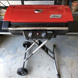 Coleman BBQ - Great for your next camping trip or picnic
