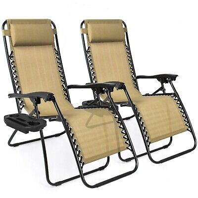 Best Choice Products Zero Gravity Chair Two