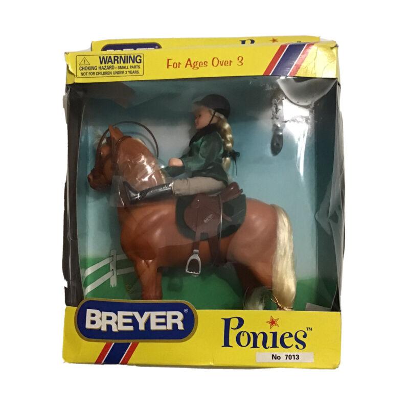 Breyer Ponies Horse Rider Equestrian 7013