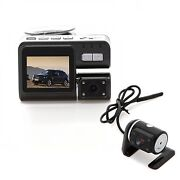 HD Dual Camera Car DVR