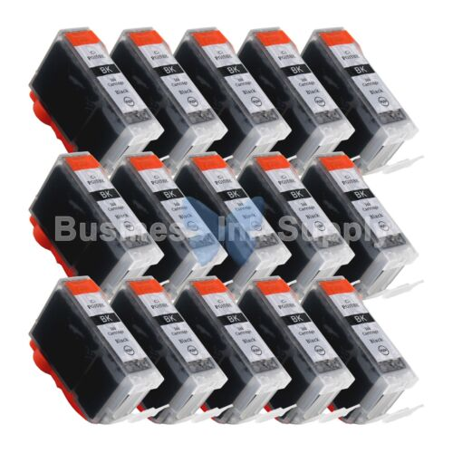 15 Pgi-5 Black Pgi-5 Ink Tank For Canon Pixma Mx700 Ip330...