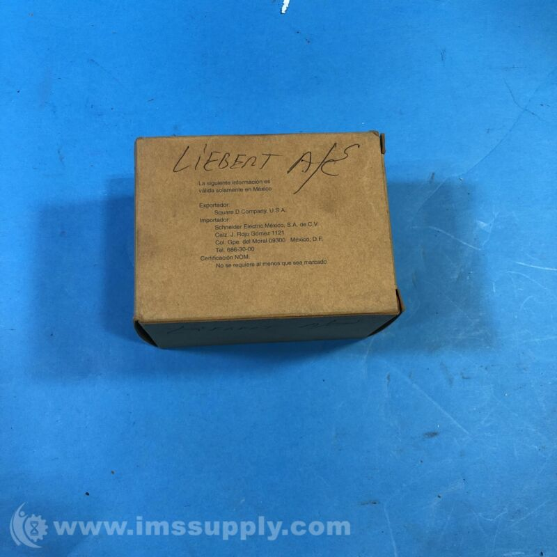 Square D 8910DPA33 Series B Contactor FNFP