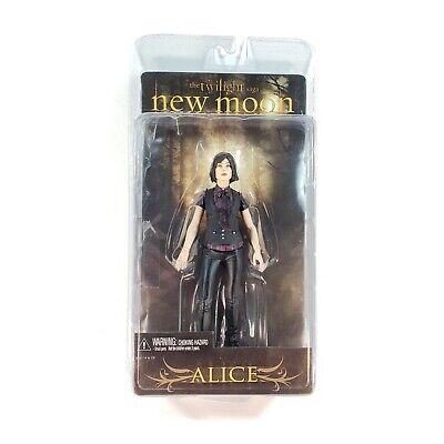 "The Twilight Saga New Moon Alice 6"" Action Figure (NECA, 2009) Brand NEW"