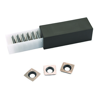 Replacement Carbide Inserts For Byrd Shelix Cutterheads 10 Pack