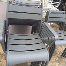 Outdoor furniture(Aluminum chairs) Cranbourne Casey Area Preview