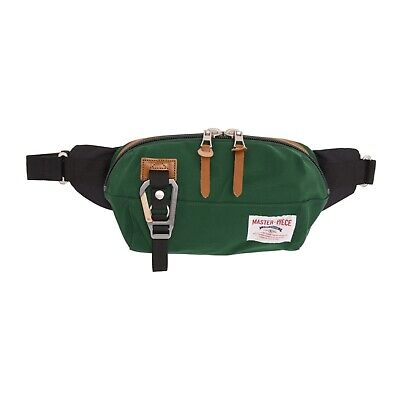 Master-Piece Co Green Link Pouch