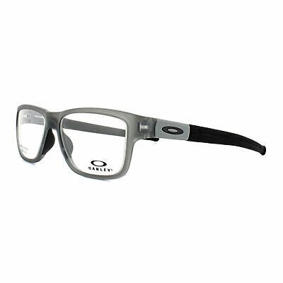 Oakley Glasses Frames Marshal Trubridge OX8091-0251 Satin Grey Smoke (Oakley Glasses Frames For Men)