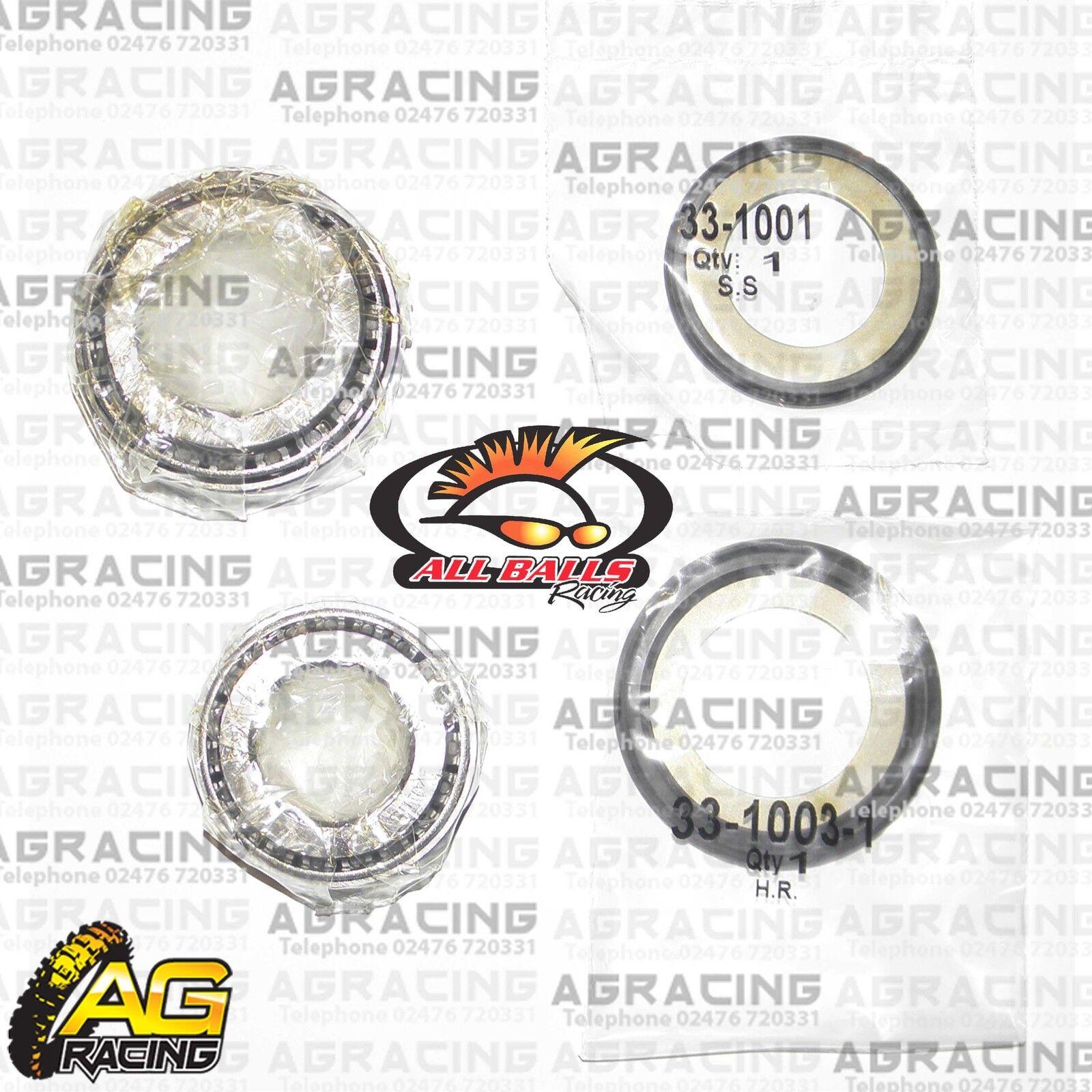 All Balls Steering Headstock Stem Bearing Kit For Suzuki GSX-R GSXR 1000 2008