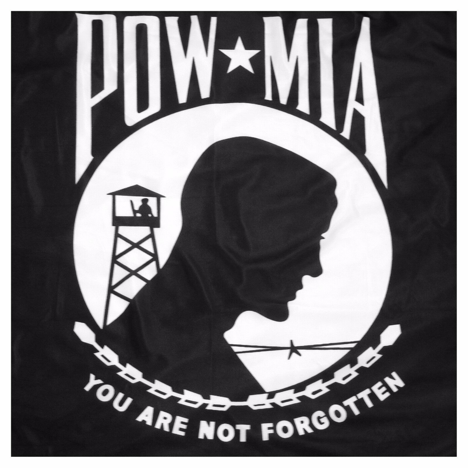 pow mia flag d s made in