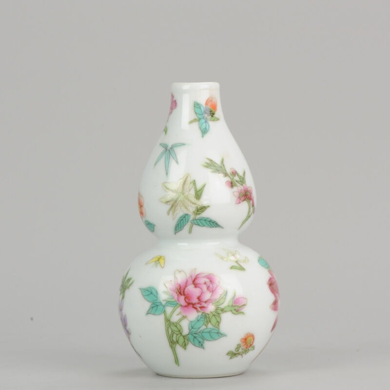 Marked Chinese porcelain 1970-80