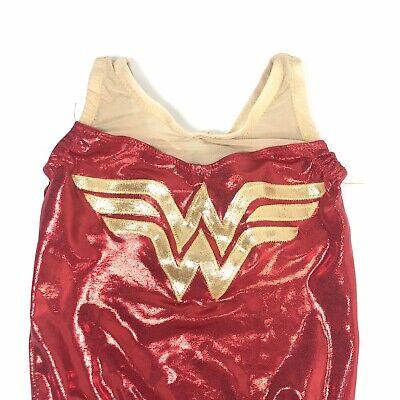 Infant Wonder Woman Onesie (Wonder Woman Baby Costume One Piece Leotard CUTE & SHIMMERY)