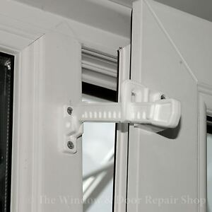 Upvc Window Ventilation Restrictor also suitable for tilt and turn