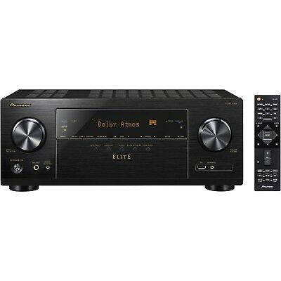 Pioneer Elite VSX-LX103 7.2-Channel A/V Receiver with Built-in WiFi & Bluetooth