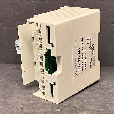 Mitsubishi Fx2n-4ad Programmable Controller Analog Input Block Fx2n Series Plc