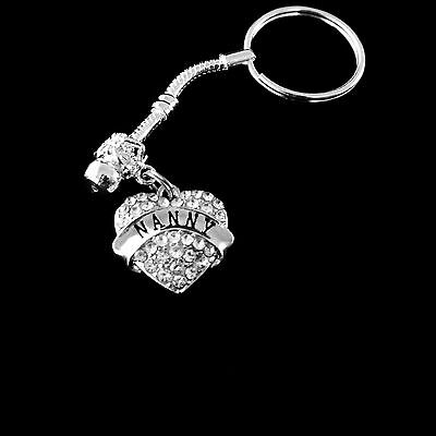 Nanny Key chain Huge sale Nanny jewelry Nanny gift Babysitter gift Baby  for sale  Shipping to India