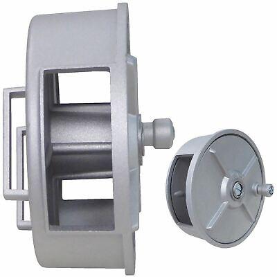 Aluminum Steel Tie Tying Wire Reel Holder Dispenser