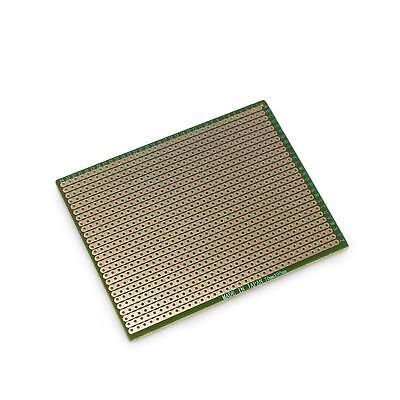 10pcs 70mm X 90mm Copper Strip Prototype Stripboard Pcb Printed Circuit Board...