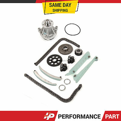 Timing Chain Kit Water Pump for 09-14 Ford E150 E250 F150 4.6L ROMEO 16V