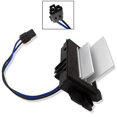 New HVAC Blower Motor Resistor Front For 2003 2005-2006 GMC Envoy XL 4.2L 5.3L