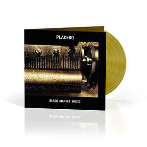 Placebo - Black Market Music (2015 Remastered 180 Gram GOLD Vinyl LP) NEU+OVP!