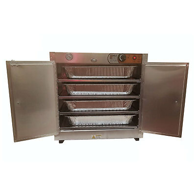 Commercial Countertop Hot Box Food Warmer 25 X 15 X 24 Heatmax Hm-hb-251524