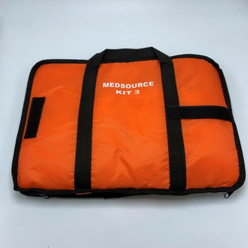 Blood Pressure Kit - 3 Cuffs (Orange)