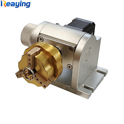 Aok Laser 4 Axis Rotary Attachment Marking Engraving Cutting Part Accessory