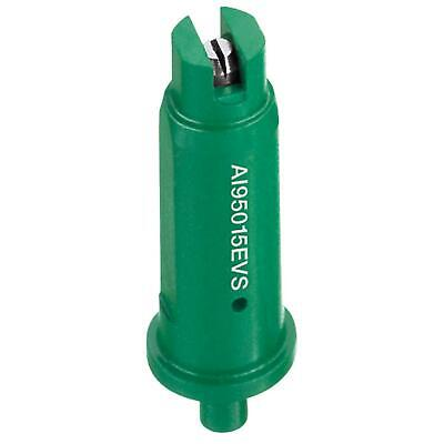 Teejet Green Stainless Air Induction Even Flat Spray Tip Ai95015evs