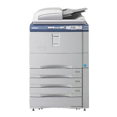 Toshiba E-studio 556 A3 Mono Laser Copier Printer Scanner Mfp 55 Ppm 656 756 856