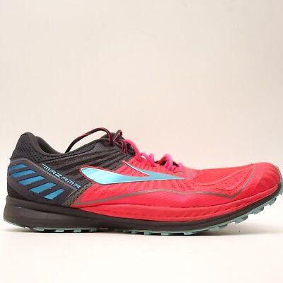 Womens Brooks Mazama Athletic Support Mesh Cross-Training Running Shoes Size 11