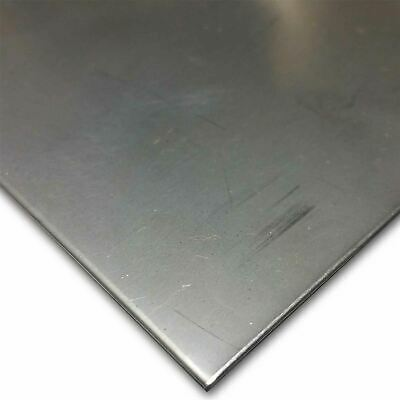 304 2b Bright Cold Rolled Stainless Steel Sheet 0.024 24 Ga. X 24 X 36