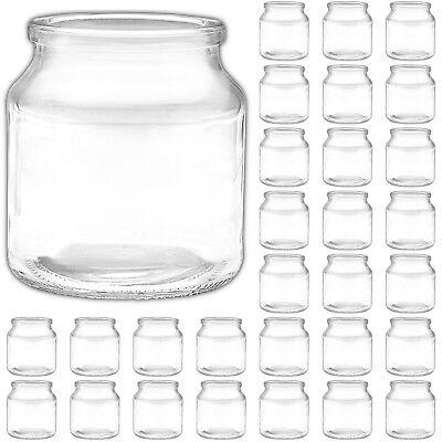 30 Teelichthalter Windlicht Kerzengläser für Teelicht Windlichtglas Teelichtglas