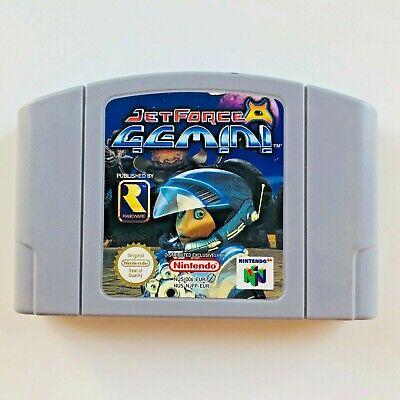 Nintendo 64 - Classic N64 - Jet Force Gemini - N64 Cart - Quick Post!